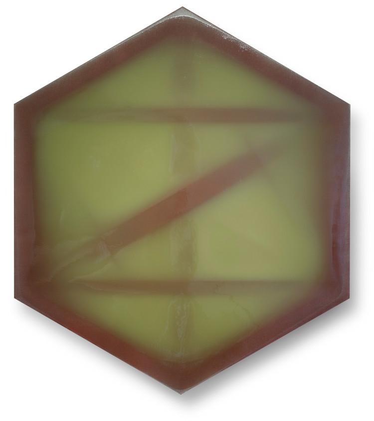 Bez-n†zvu,-2010,-lak,-barviva,-pigmenty-na-pl†tnÿ,-prÖmÿr-150-cm