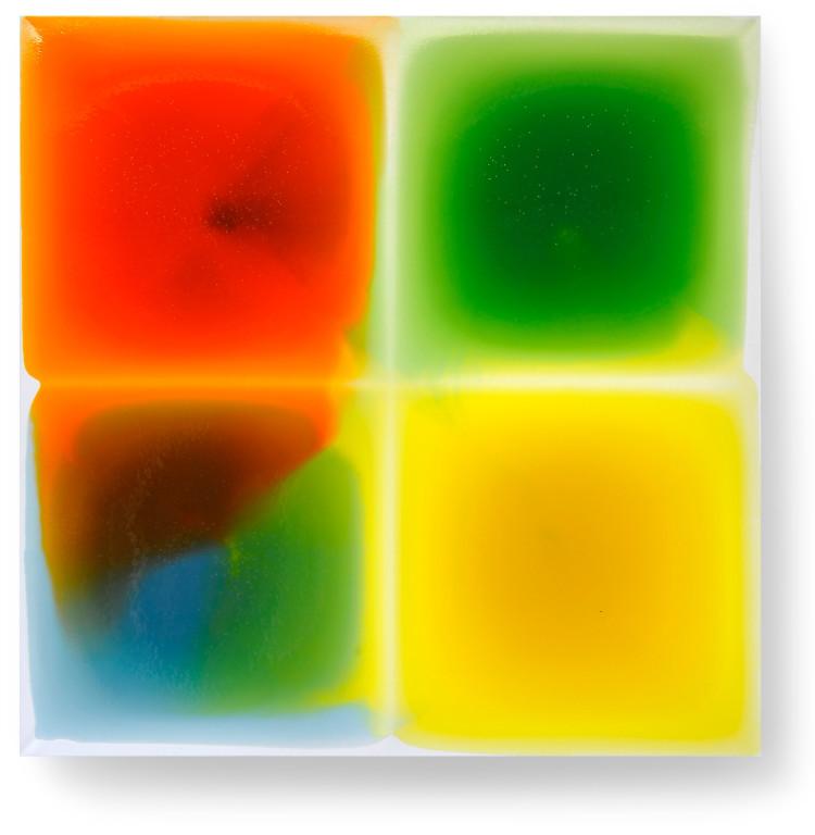 Bez-n†zvu,-2011,-lak,-barviva,-pigmenty-na-pl†tnÿ,-100x100-cm