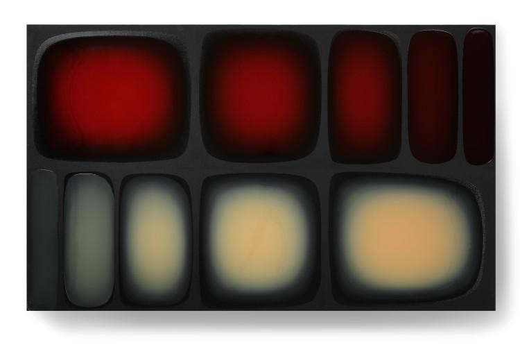 Bez-n†zvu,-2011,-lak,-barviva,-pigmenty-na-pl†tnÿ,-115x190-cm