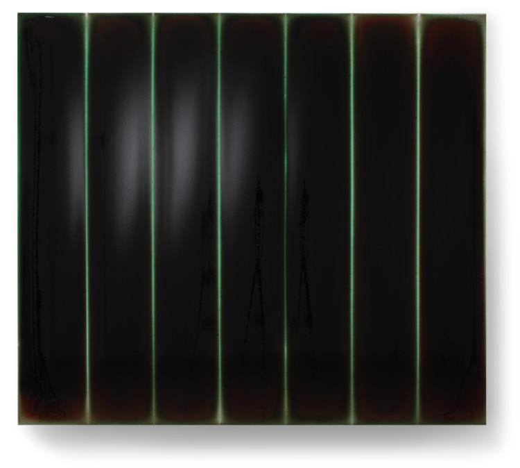 Bez-n†zvu,-2011,-lak,-barviva,-pigmenty-na-pl†tnÿ,-138x160-cm