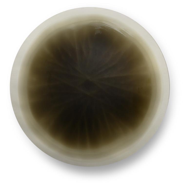Bez-n†zvu,-2011,-lak,-barviva,-pigmenty-na-pl†tnÿ,-prÖmÿr-150-cm
