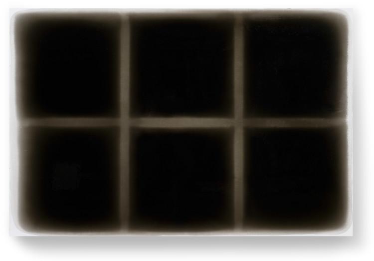 Bez-n†zvu,-2012,-lak,-barviva,-pigmenty-na-pl†tnÿ,-100x150-cm