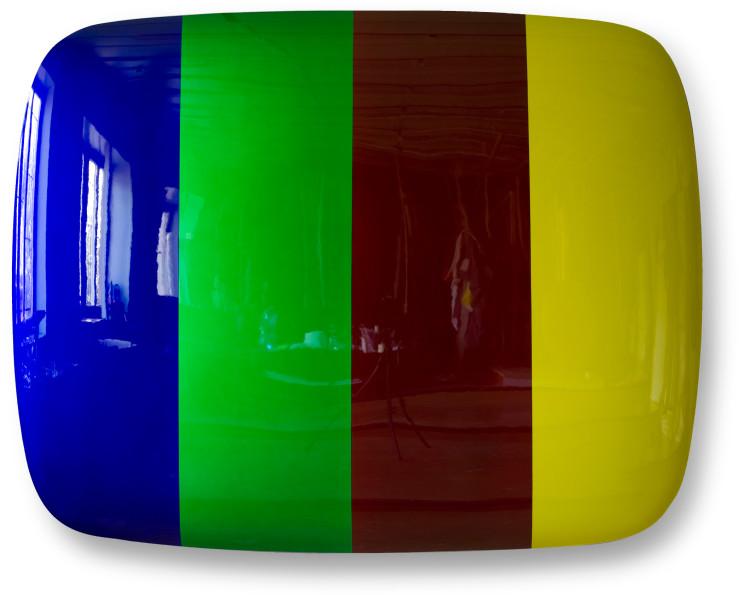 St˝echa,-2012,-plech,-akryl†tov†-barva,-t¢novanÏ-akryl†tovÏ-leÁtÿnÏ-lak,-123-x-157-cm