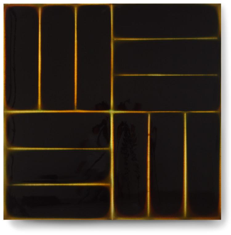 Bez-n†zvu,-2012,-lak,-barviva,-pigmenty-na-pl†tnÿ,-140x140-cm