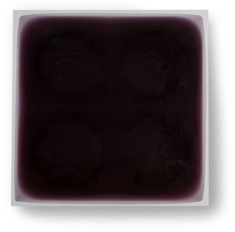 Bez-n†zvu,-2013,-lak,-barviva,-pigmenty-na-pl†tnÿ,-100x100-cm