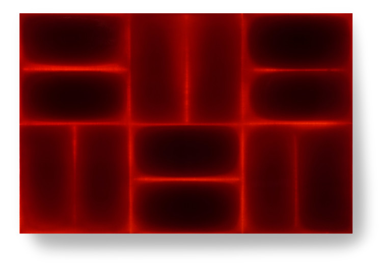 Bez-n†zvu,-2014,-lak,-barviva,-pigmenty-na-pl†tnÿ,-100x150-cm