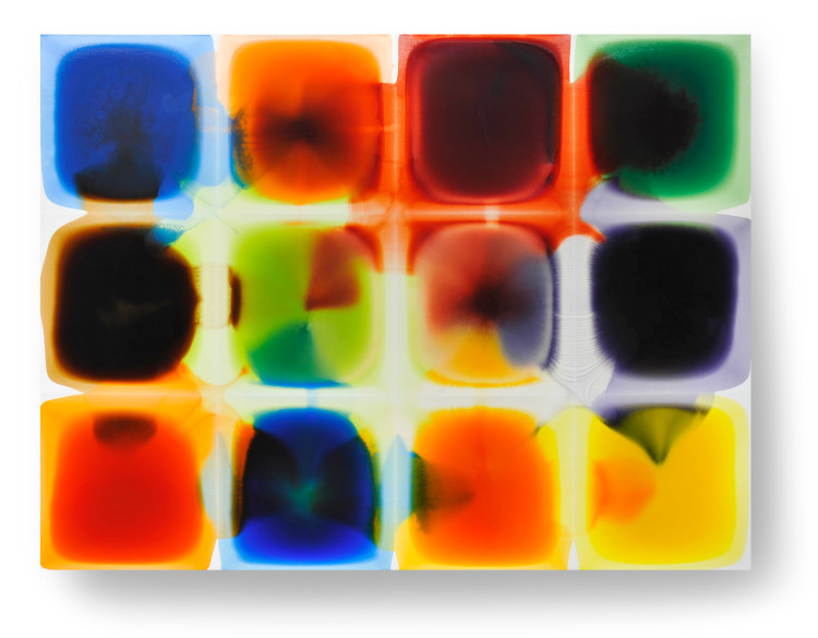 Bez-n†zvu,-2014,-lak,-barviva,-pigmenty-na-pl†tnÿ,-150x200-cm